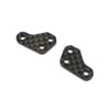 Team Losi Racing Carbon Spindle Arm Set #1: 22X-4