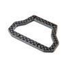 Team Losi Racing Carbon Center Bulkhead Brace: 22X-4