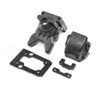 Team Losi Racing Rear Gear Box Set: 22X-4