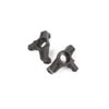 Team Losi Racing Front Spindle Set: 22X-4