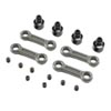Team Losi Racing Sway Bar Mount Set (2): 22X-4