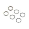 Team Losi Racing Axle Spacer Set 2x1.3mm(2) 4x0.5mm (4)