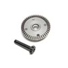 Team Losi Racing Front Differential Ring and Pinion Gear: 8XT