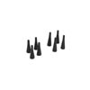 Team Losi Racing 16mm Shock Boot Set (8): 8B/E 3.0