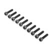 Team Losi Racing Cap Head Screws, M4x16mm (10)