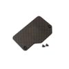 Team Losi Racing Carbon Electronics Mounting Plate: 22X-4