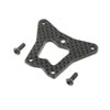 Team Losi Racing Carbon Front Steering/Gearbox Brace: 22X-4