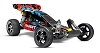 Traxxas Bandit VXL Brushless 1/10 RTR 2WD Buggy w/ Radio & TSM (Rock n Roll)