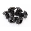 Traxxas Screws 3x4mm Button-Head Machine Hex Drive (6)