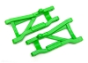 Traxxas Heavy Duty Cold Weather Suspension Arms Rear (Green) (2)