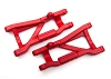 Traxxas Heavy Duty Cold Weather Suspension Arms Rear (Red) (2)