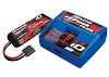 Traxxas 2849X Battery and 2970 Charger Combo
