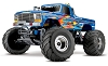 Traxxas Bigfoot Classic Retro Blue RTR 1/10 2WD Monster Truck