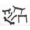 Traxxas Body Mounts Front & Rear