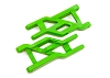 Traxxas Heavy Duty Cold Weather Suspension Arms Front (Green) (2)