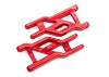 Traxxas Heavy Duty Cold Weather Suspension Arms Front (Red) (2)