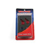 Traxxas Red Anodized 6061-T6 Aluminum Steering Blocks (1pr)