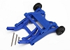 Traxxas Wheelie Bar Assembled (Blue) (Fit: Son-uva Digger)