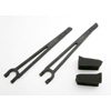 Traxxas Hold Downs Battery Left & Right (2)