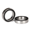 Traxxas Ball bearings, black rubber sealed (12x18x4mm) (2)
