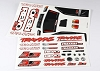 Traxxas Decal Sheets Revo 3.3