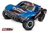Traxxas Slash 1/10 RTR Short Course Truck w/ 2.4GHz Radio, Battery & Charger (Blue)