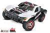 Traxxas Slash VXL LCG 1/10 RTR 2WD Short Course Truck (White) w/On Board Audio