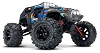 Traxxas Summit 1/16 4WD RTR Truck (Rock n Roll) w/TQ Radio, LED Lights ( Battery & Charger)