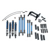 Traxxas Complete Long Arm Lift Kit for TRX-4 - Blue