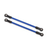 Traxxas Suspension Links Long Rear Upper (Blue) (2)