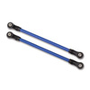 Traxxas Suspension Links Long Rear Lower Blue (2)