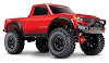 Traxxas TRX-4 Sport 1/10 Scale Trail Rock Crawler (Red)