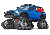 Traxxas TRX-4 1/10 Scale Trail Rock Crawler w/All-Terrain Traxx (Blue)