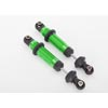 Traxxas TRX-4 Aluminum GTS Shocks (Green) (2)