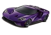 Traxxas 4-Tec 2.0 1/10 RTR Touring Car w/Ford GT Body (Purple)