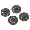 Traxxas 17mm Unlimited Desert Racer Disc Brake Wheel Hub Splined Hex (4)