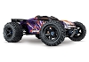 Traxxas E-Revo VXL 2.0 RTR 4WD Electric Monster Truck (Purple)