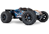 Traxxas E-Revo VXL 2.0 RTR 4WD Electric Monster Truck (Orange)