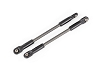 Traxxas E-Revo 2.0 Steel Heavy-Duty Steering Link Push Rods (2)