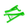 Traxxas Heavy Duty Green Front Right Suspension Arms