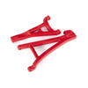 Traxxas Heavy Duty Red Front Left Suspension Arms