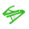 Traxxas Heavy Duty Green Rear Right Suspension Arms