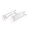 Traxxas Upper Front or Rear Suspension Arms White (2)