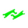 Traxxas Upper Front or Rear Suspension Arms Green (2)