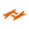 Traxxas Upper Front or Rear Suspension Arms Orange (2)