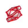 Traxxas Lower Front or Rear Suspension Arms Red (2)