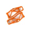 Traxxas Lower Front or Rear Suspension Arms Orange (2)