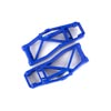 Traxxas Lower Front or Rear Suspension Arms Blue (2)