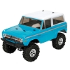 Vaterra 1/10 1972 Ford Bronco 4x4 Ascender Brushed RTR