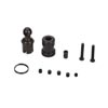 Vaterra Drive Shaft Yoke, Cup & Hardware (1): Twin Hammers